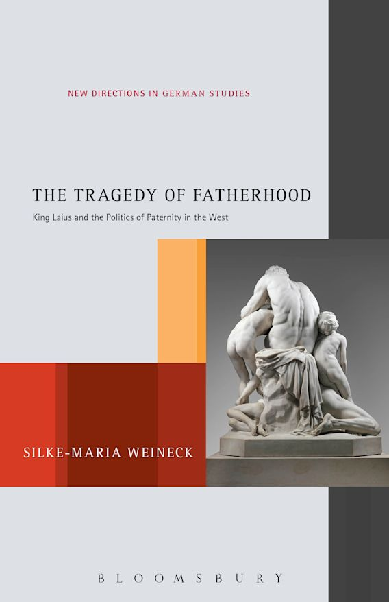 The Tragedy of Fatherhood cover