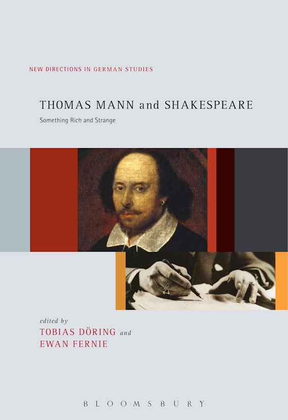 Thomas Mann and Shakespeare cover