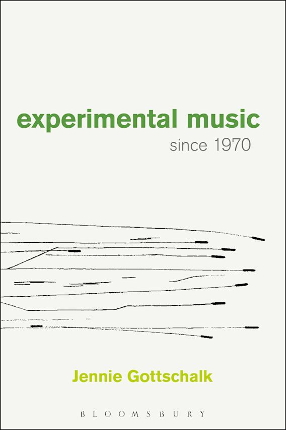 Experimental Music Since 1970 cover