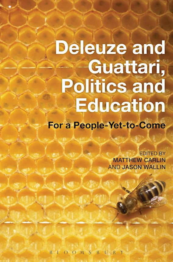Deleuze and Guattari, Politics and Education cover