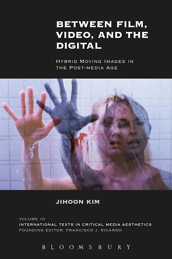 Between Film, Video, and the Digital cover