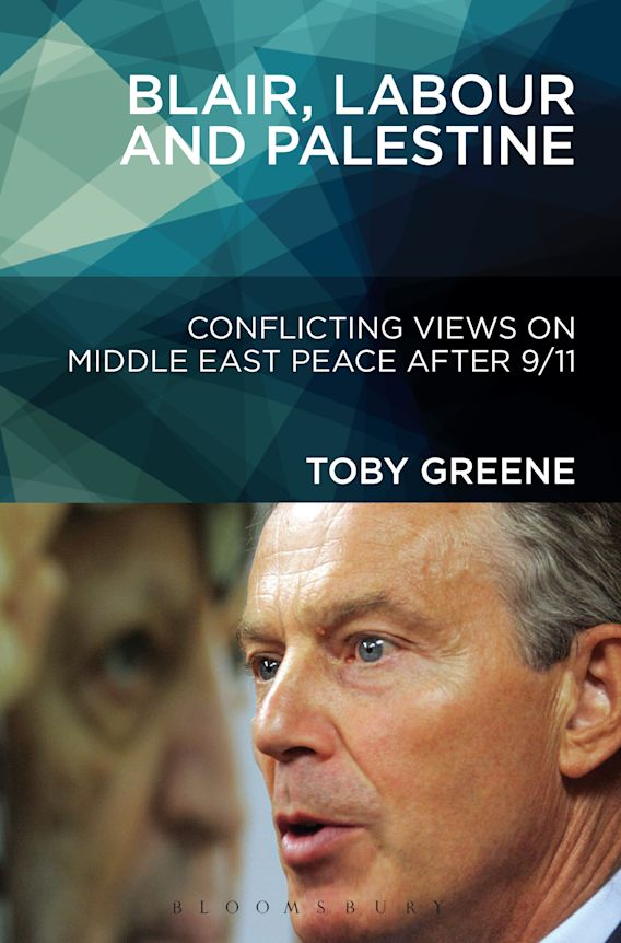 Blair, Labour, and Palestine cover