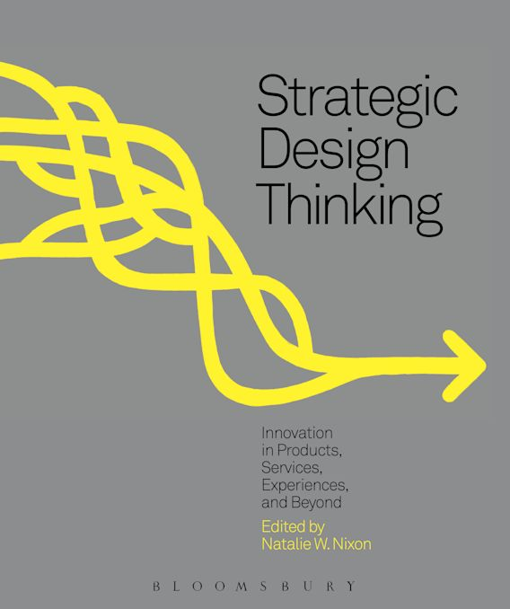 Strategic Design Thinking cover