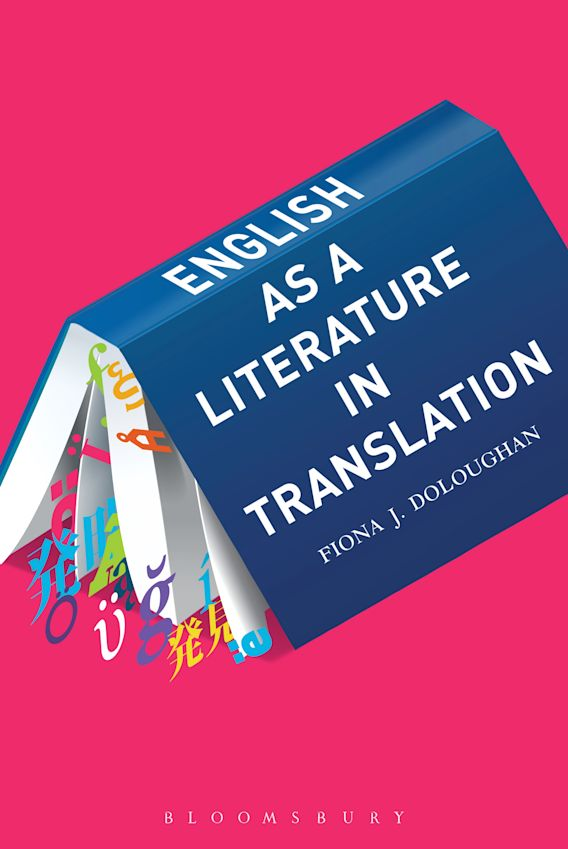 English as a Literature in Translation cover