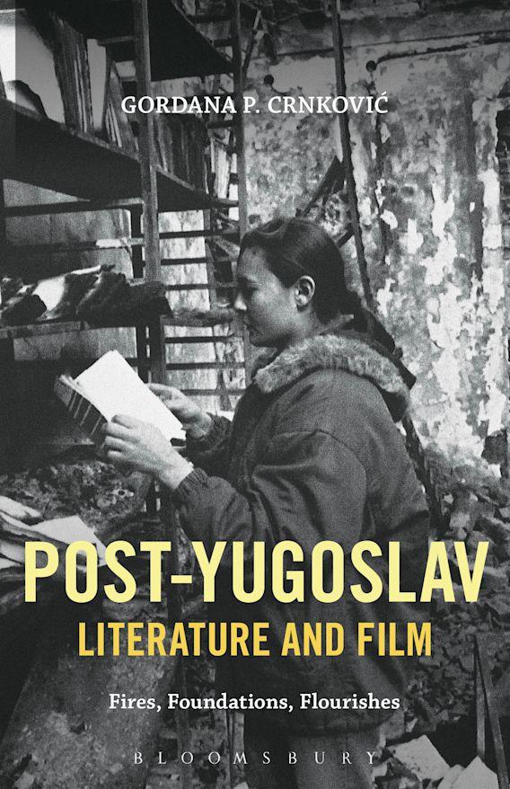 Post-Yugoslav Literature and Film cover