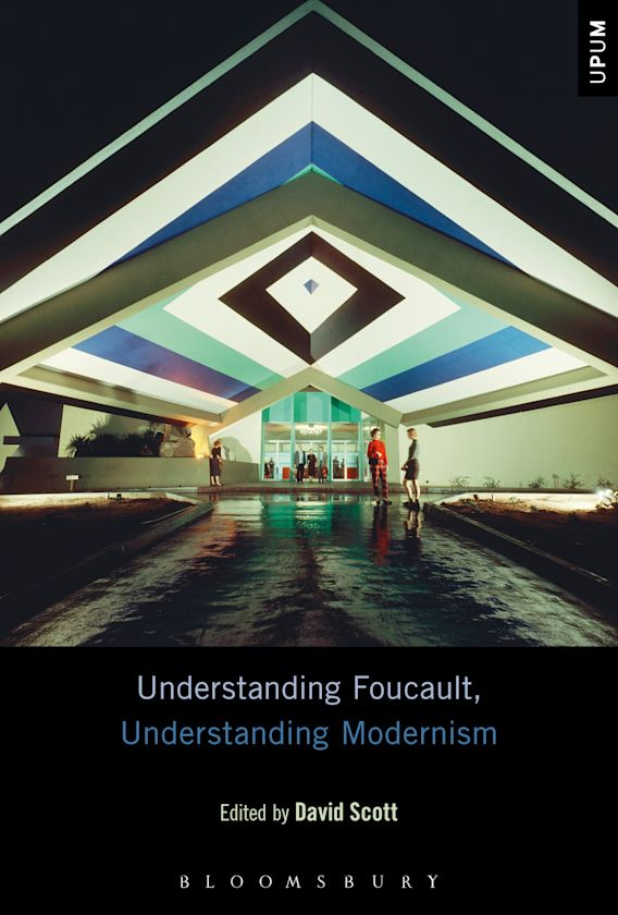 Understanding Foucault, Understanding Modernism cover