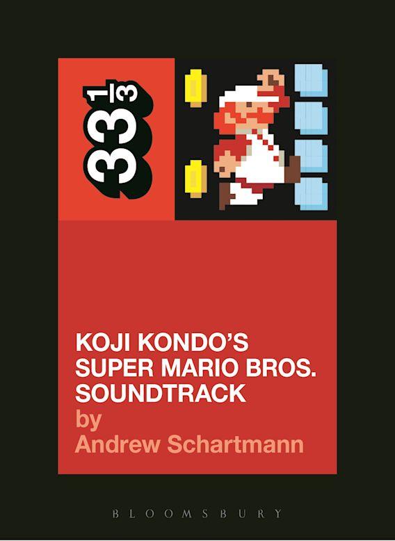 Koji Kondo's Super Mario Bros. Soundtrack cover