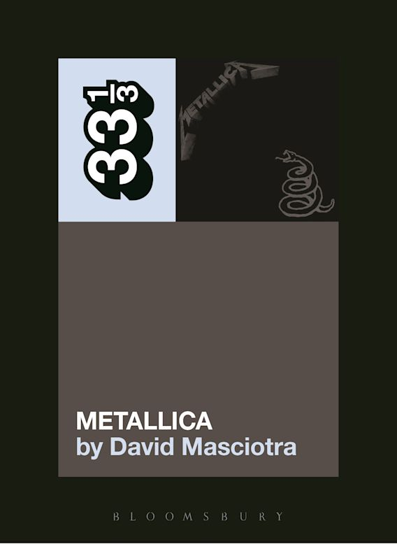 Metallica's Metallica cover