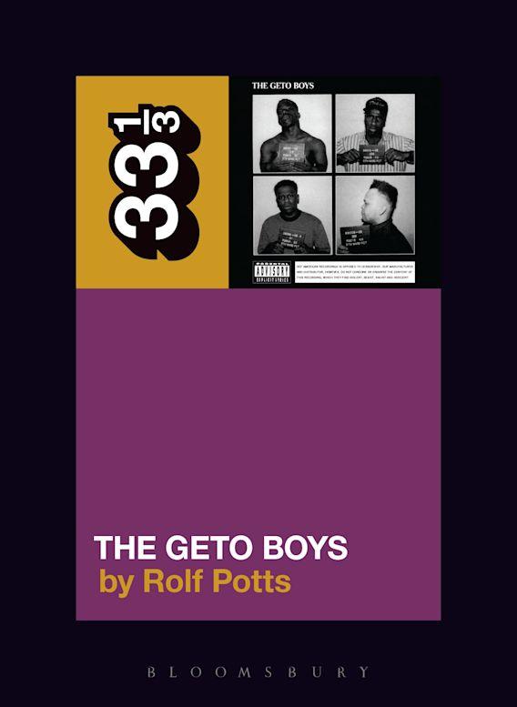 Geto Boys' The Geto Boys cover