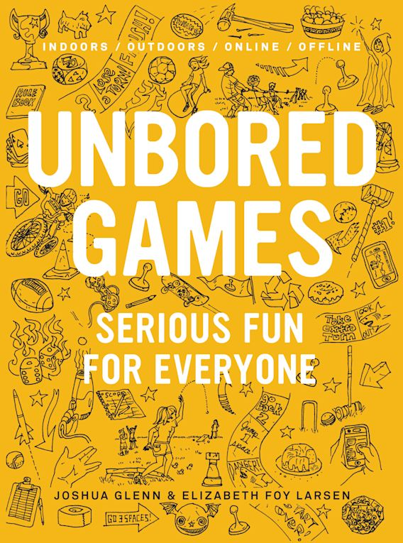 UNBORED Games cover