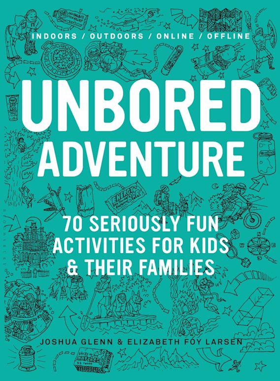 UNBORED Adventure cover