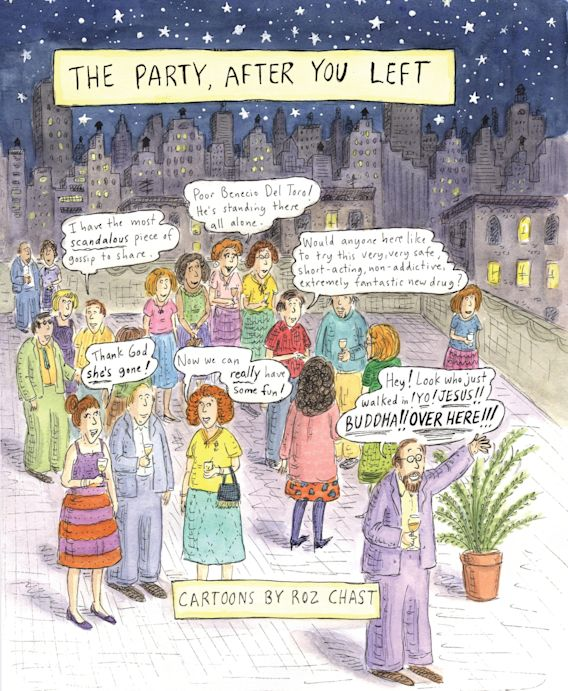 The Party, After You Left cover