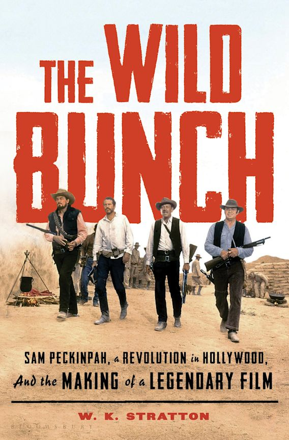 The Wild Bunch cover
