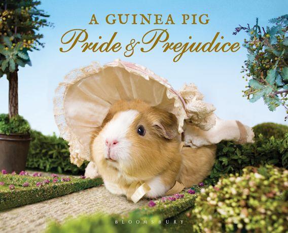 A Guinea Pig Pride & Prejudice cover