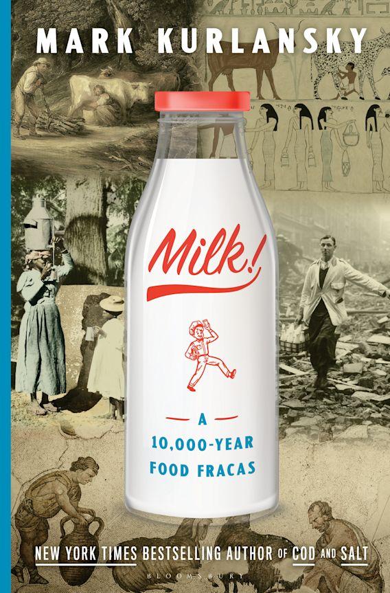 Milk! cover