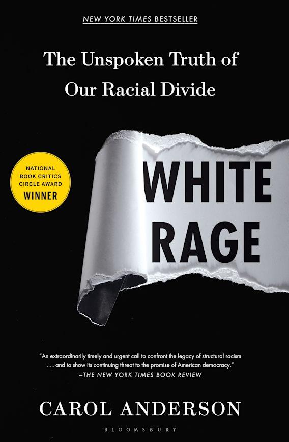 White Rage cover