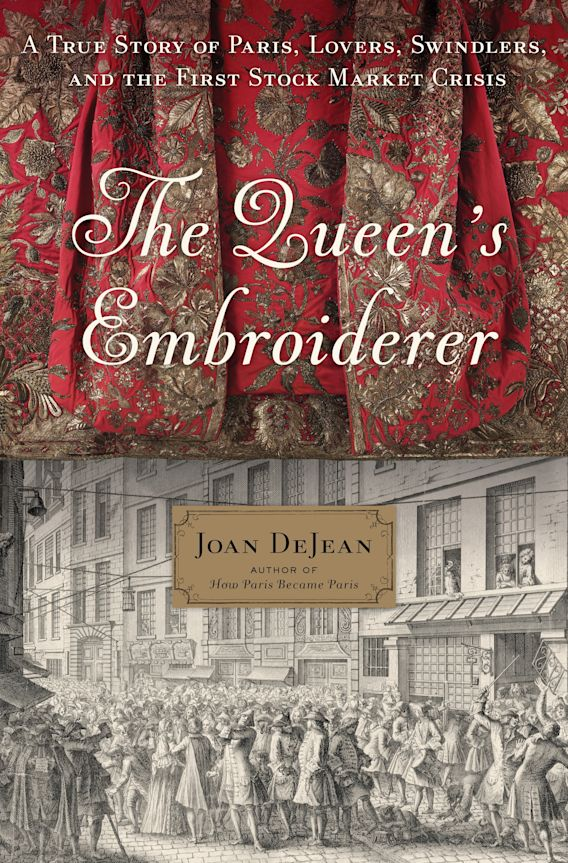The Queen's Embroiderer cover