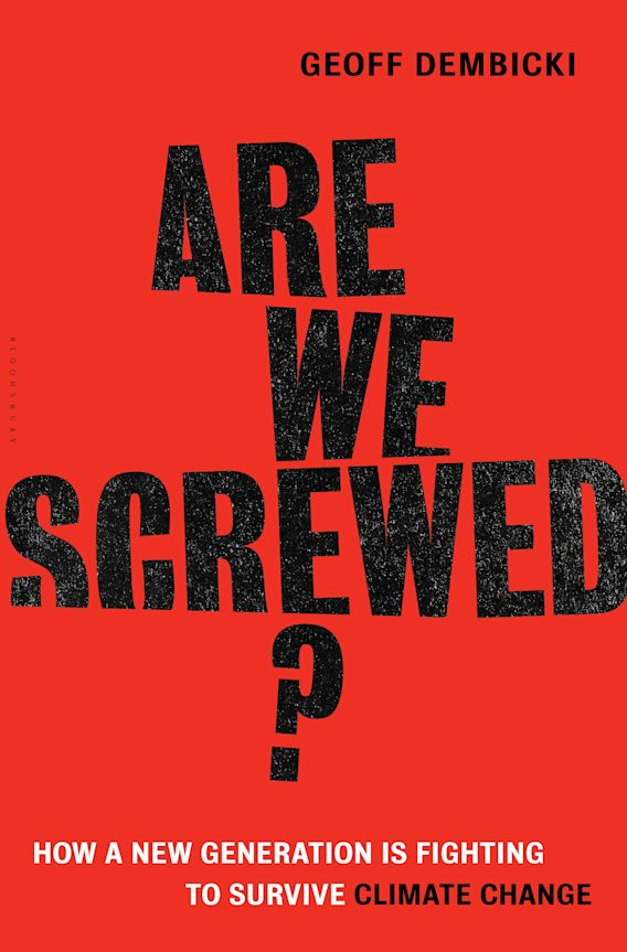 Are We Screwed? cover