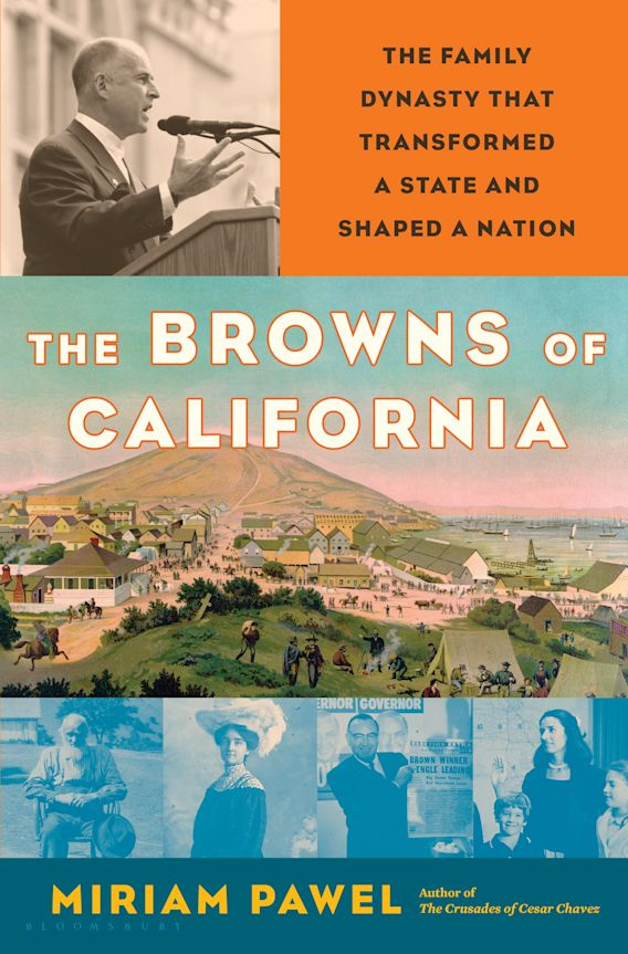The Browns of California cover