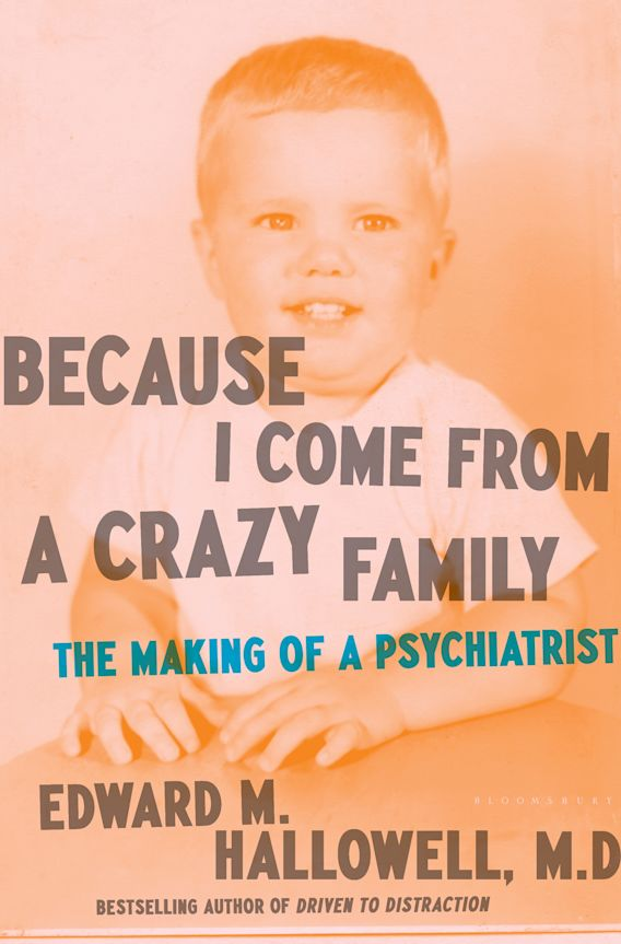 Because I Come from a Crazy Family cover