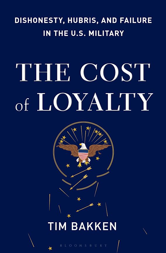 The Cost of Loyalty cover