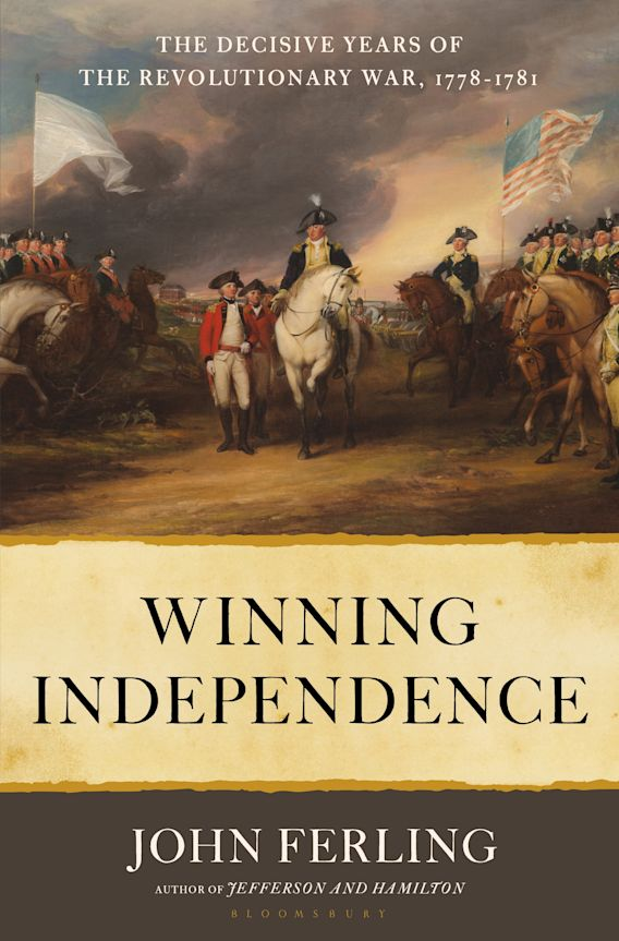 Winning Independence cover