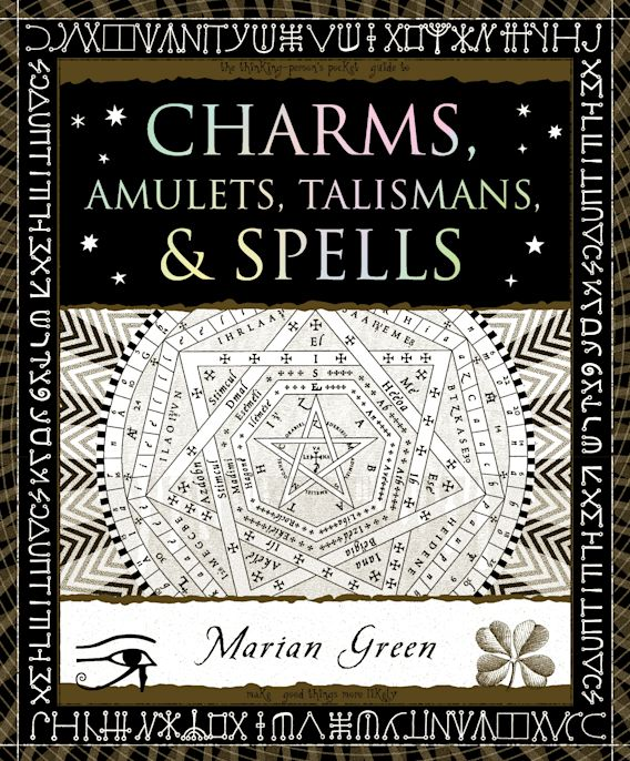 Charms, Amulets, Talismans & Spells cover