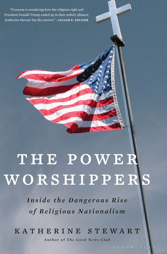 The Power Worshippers cover