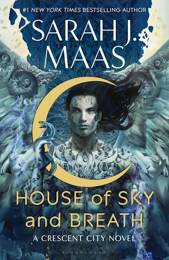 House of Sky and Breath cover