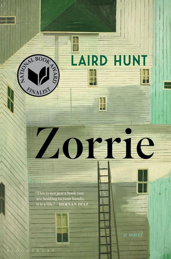 Zorrie cover