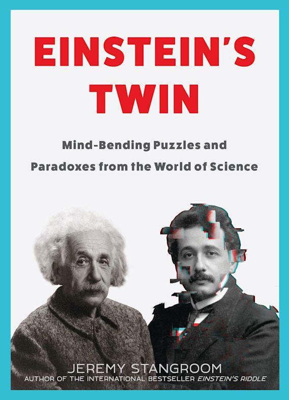 Einstein's Twin cover