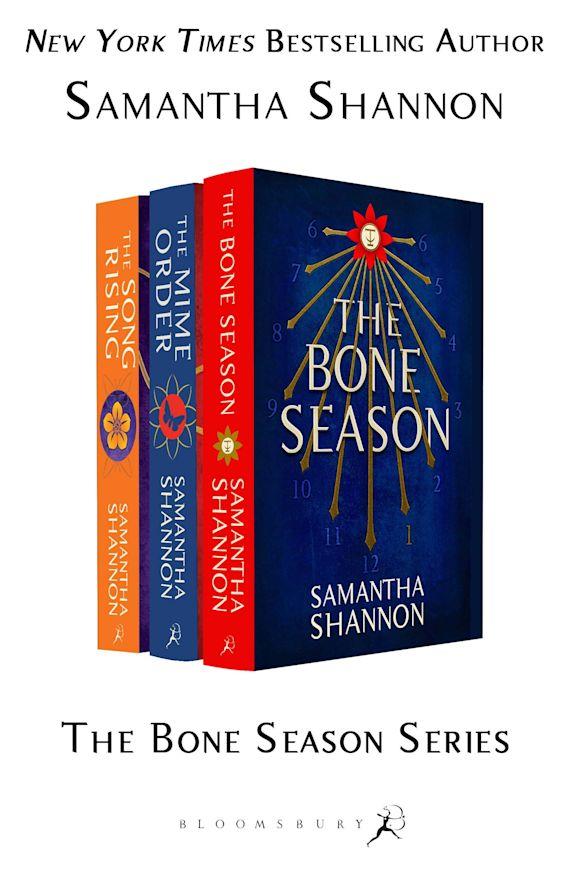 The Bone Season Series Bundle cover