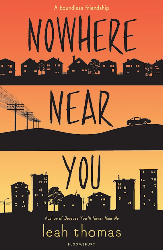 Nowhere Near You cover