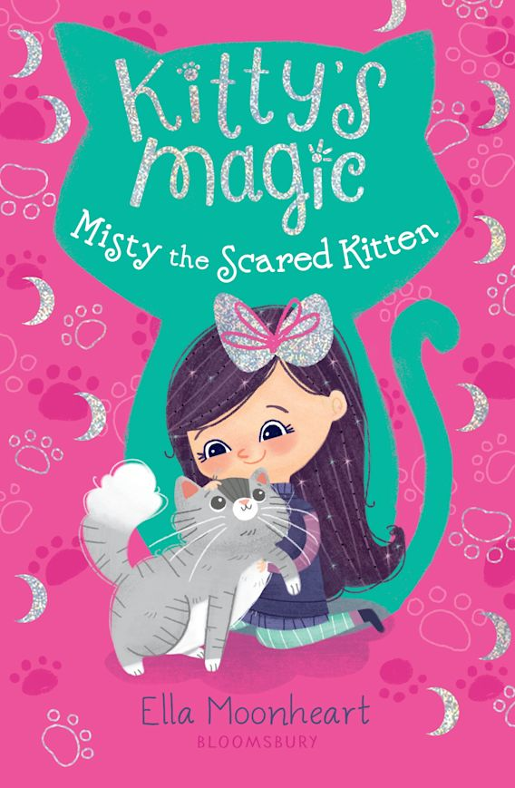Kitty's Magic 1 cover
