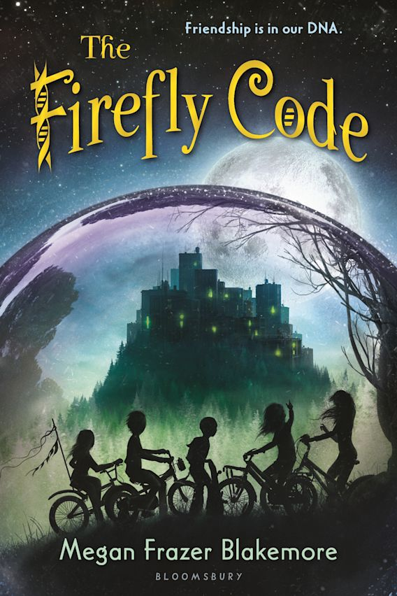 The Firefly Code cover