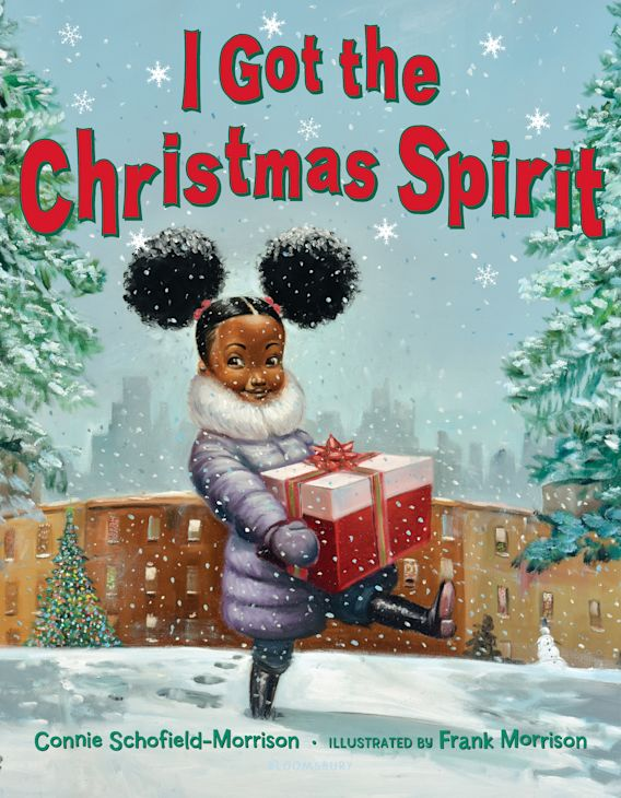I Got the Christmas Spirit cover