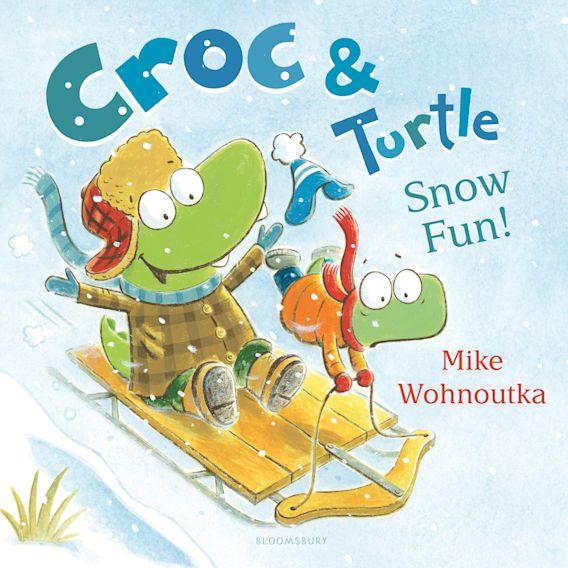 Croc & Turtle: Snow Fun! cover