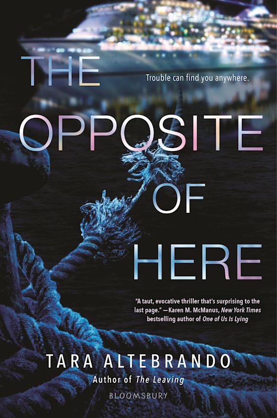 The Opposite of Here cover