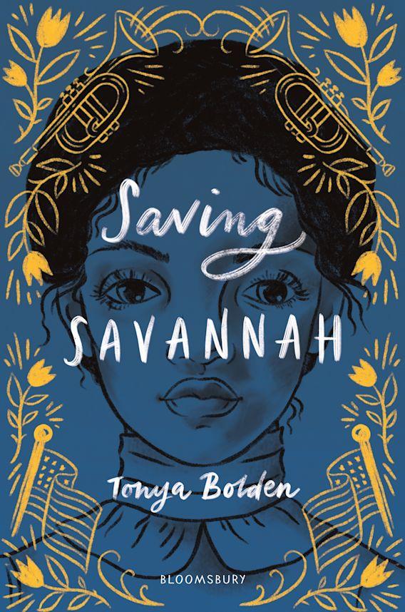 Saving Savannah cover