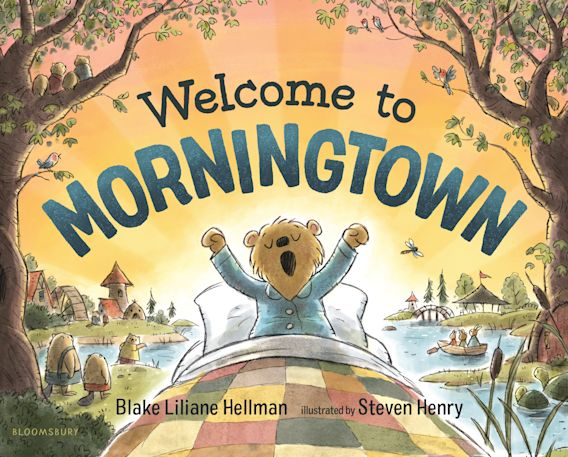 Welcome to Morningtown cover