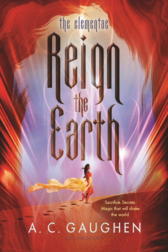 Reign the Earth cover