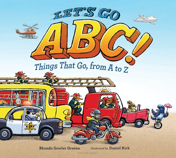 Let's Go ABC! cover
