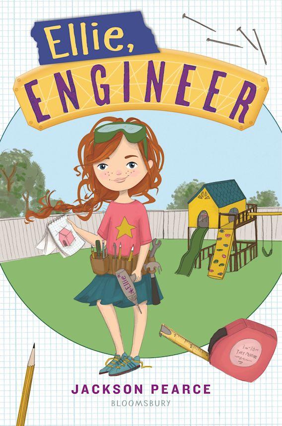 Ellie, Engineer cover
