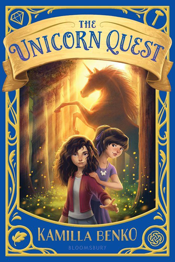 The Unicorn Quest cover