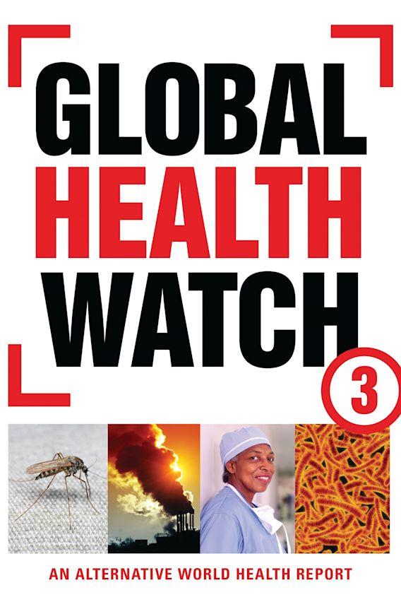 Global Health Watch 3 cover