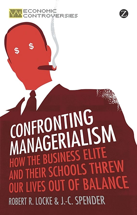 Confronting Managerialism cover