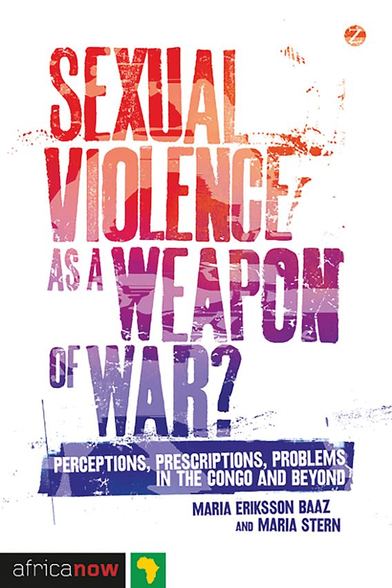Sexual Violence as a Weapon of War? cover