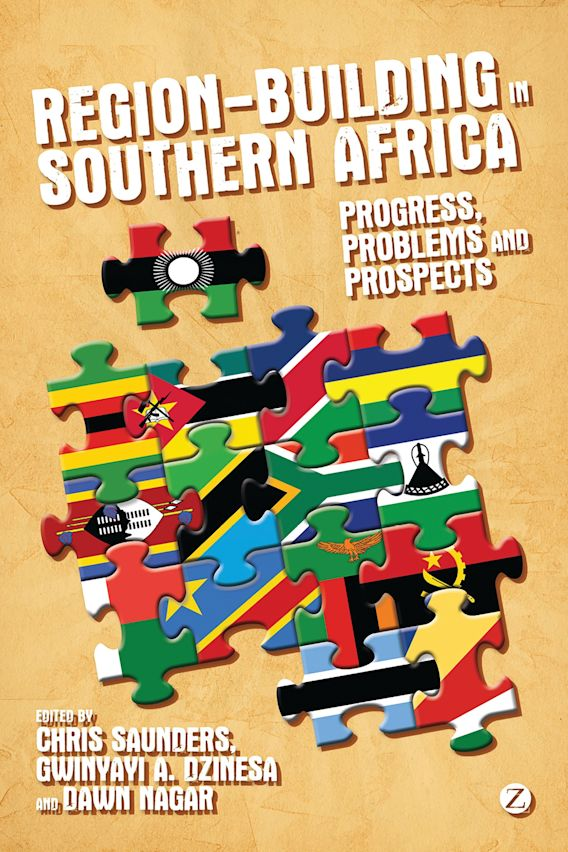 Region-Building in Southern Africa cover