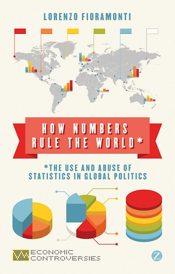 How Numbers Rule the World cover