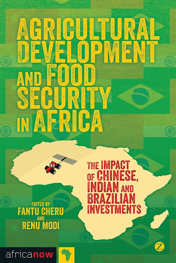 Agricultural Development and Food Security in Africa cover